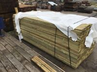 I don't think you will find it much cheeper £4.50 per 3m length x 125mm wide x 32mm thick