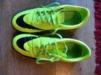 Nike hypervenom astro boots 8.5uk