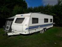 Hobby 635 uk special twin axle 5 berth