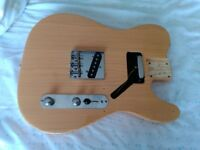 Squier Classic Vibe Loaded Body