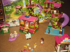 Massive Bundle of Lego Friends - 9 sets - see all photos