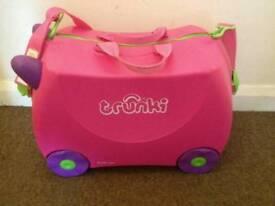 Trunki Trixie Ride-On Suitcase