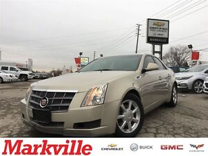 2009 Cadillac CTS ALL WHEELDRIVE - ROOF