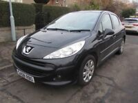 2008 Peugeot 207 1.4 5 Door Hatchback - VERY LOW MILEAGE