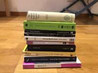 Spanish language and literature bundle
