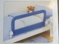 Mothercare padded folding bed guard