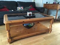 Various Pine furniture - can buy individually