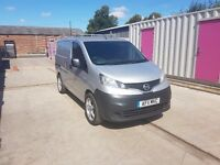 NISSAN NV200 SE DCI 2011REG FULL SERVICE HISTORY FOR SALE