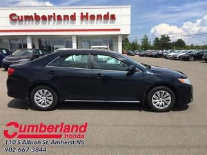 2013 Toyota Camry LE  - Low Mileage
