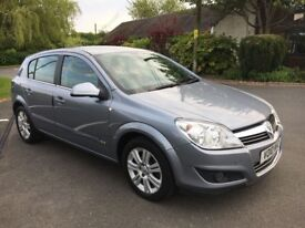Vauxhall Astra 1.7 CDTi 16V ecoFLEX Design [110] 5dr (silver) 2010