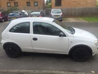 Vauxhall corsa for quick sale