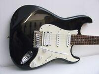 Crafter Cruiser Strat type guitar