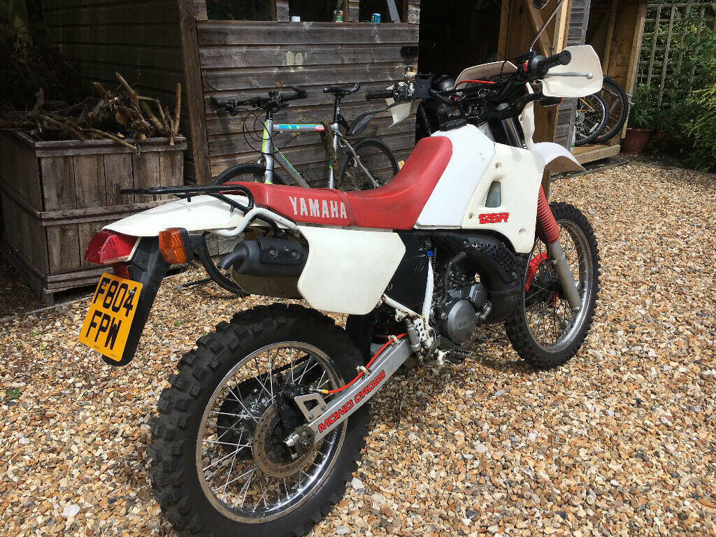 Yamaha Dt125r 1989 Working Powervalve Version Dt 125 Ypvs In Ringwood Hampshire Gumtree