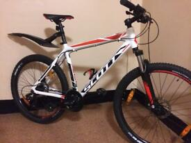 Scott aspect 670 brand new mountain bike