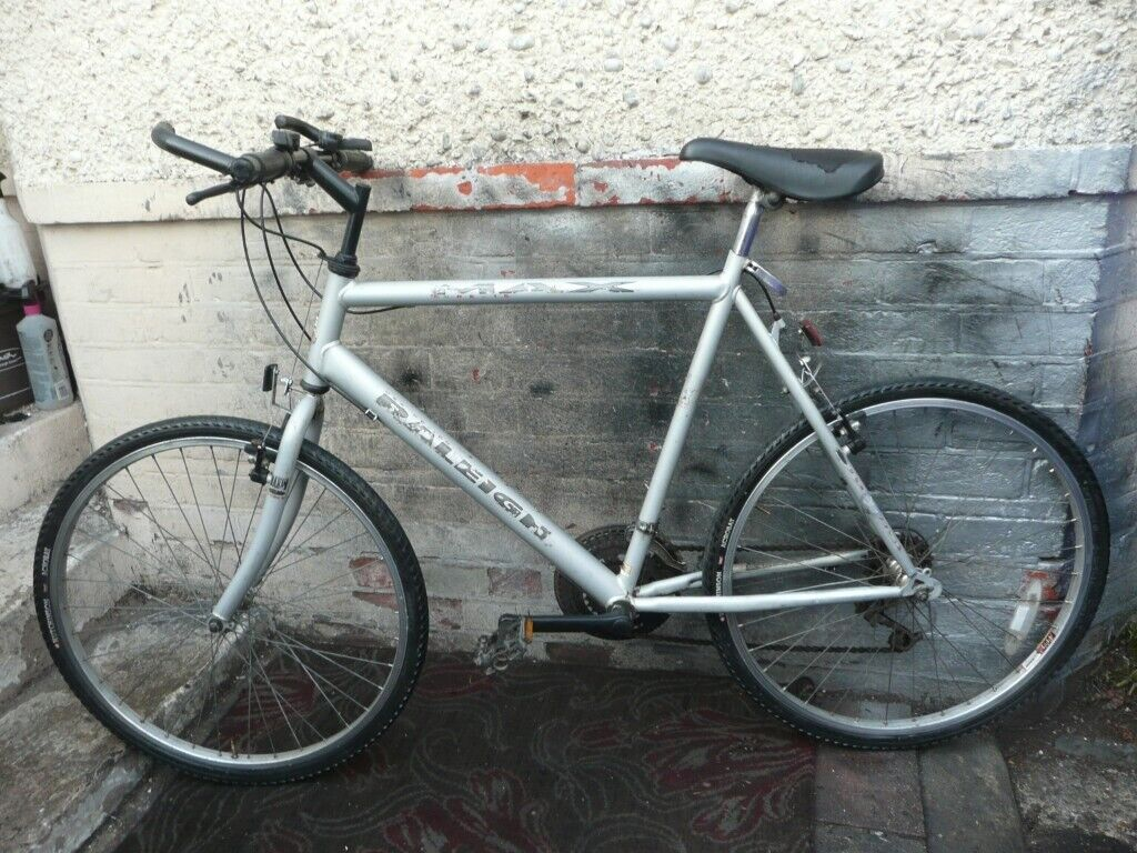 5f08dac2dcf RALEIGH MAX HYBRID BIKE FOR SALE | in Bournemouth, Dorset ...