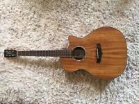 Tanglewood TVC KOA Electro Acoustic Guitar