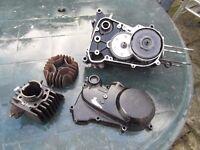 SUZUKI LT 50 ENGINE PARTS