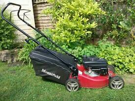 Mountfield petrol lawn mower S421 HP, 41 cm cutting width, mulching kit