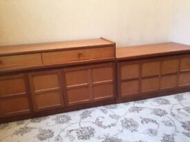 Nathan free standing solid oak furniture