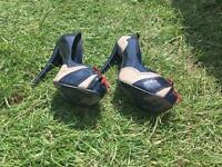 Size 4 river island shoes