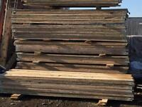 Scaffolding boards second hand