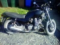 Yamaha xj 650 4ko