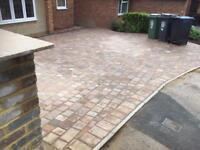 Bedfordshire. Driveways & patios