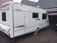 2007 Elddis Odyssey 482 2 Berth Caravan Complete Package