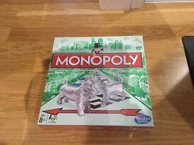 Hasbro Monopoly Board Game original version