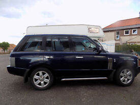 Range Rover Voge 2002 (Price Reduced for quick Sale)
