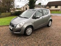 2012 SUZUKI SPLASH 1.0 SZ2 - £20 ROAD TAX - LOW INSURANCE -