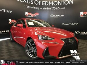 2018 Lexus IS 300
