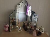 Dunelm dressing table mirror