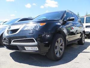 2013 Acura MDX 6-Spd AT w/Advance Package