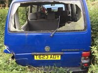 Volkswagen caravelle t4 2.5 tdi 1999 project field find solid runner £3299