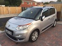 CITROEN C3 PICASSO 1.6 HDI (110) EXCLUSIVE, panoramic roof