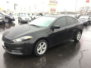 2015 DODGE DART SXT - REAR VIEW CAMERA, HEATED SEATS, REMOTE STA