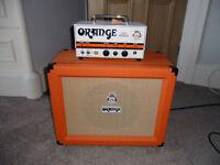Orange Tiny Terror 15W Valve Amp