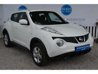 NISSAN JUKE Can't get car finance? Bad credit, unemployed? We can help!