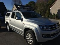 Top of the range 2013 VW AMAROK HIGHLINE with only 36Kmiles
