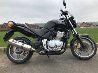2007 HONDA CBF500 (ABS) GOOD CLEAN BIKE MOTD -FINANCE ETC SPORTS EXHAUST ETC £2050