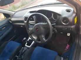Subaru impreza type uk