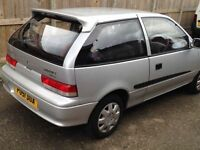 Suzuki Swift GLS 993cc very low miles long mot ideal for new driver low insurance