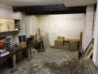 Secure Dry Storage Basement Available today 10Ft x 16ft (10 - 160 Sq Ft)