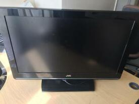 32 inch JVC Tv HDMI very good condition comes with the remote can drop it off for free