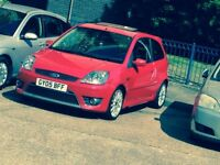 Ford Fiesta ST replica 1.6 petrol 2005 year new mot perfect condition