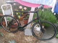 BMC alpenchallenge 2016 hybrid road bike (not specialized Giant cannondale Boardman)