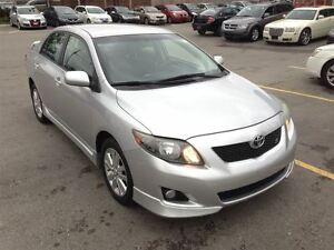 2009 Toyota Corolla S, Sport Looking, Loaded; Roof, Pw, Pl and M London Ontario image 7