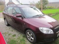 Skoda Fabia Estate. HTP 1.2 . Nice Clean Car Little Used
