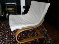 Poang comfy chair
